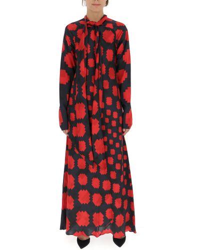 Sukienka długa Marni
