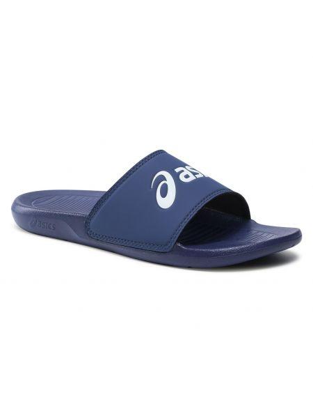 Niebieskie sandały casual Asics