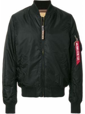 Куртка черная Alpha Industries