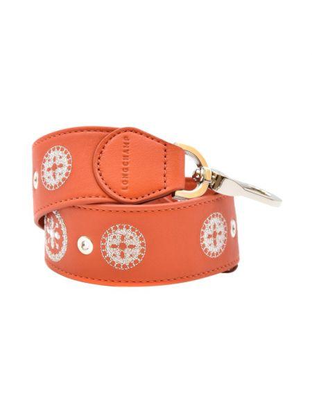 Pomarańczowa torebka Longchamp