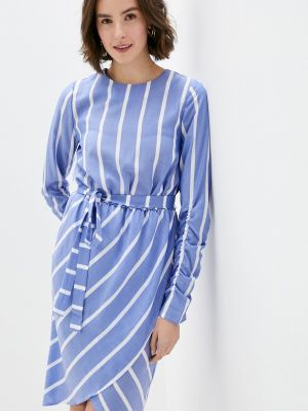 Синее платье Mist