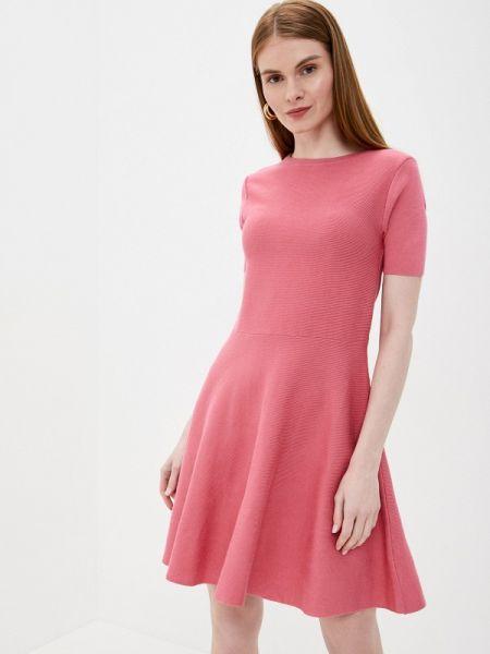 Платье розовое футболка Tantra
