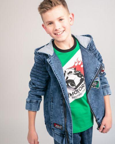 Куртка джинсовая текстильный Playtoday Tween