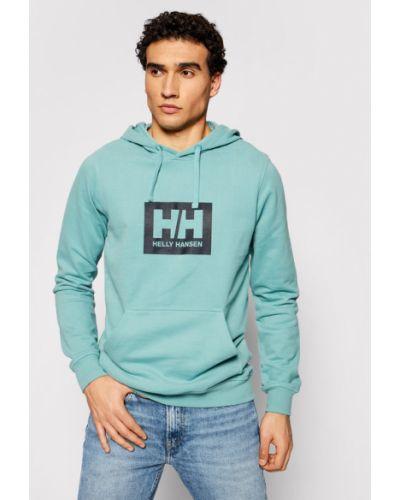 Zielona bluza Helly Hansen