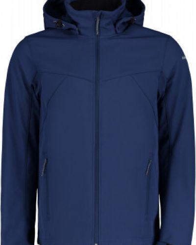 Синяя зимняя куртка Icepeak