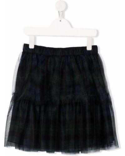 Czarna spódnica bawełniana Philosophy Di Lorenzo Serafini Kids