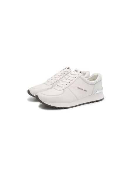 Кожаные кроссовки белый повседневные Michael Michael Kors