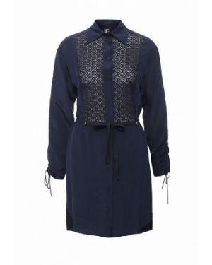 Платье платье-рубашка итальянский Tricot Chic