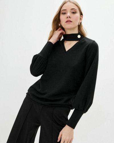 Пуловер - черный Zubrytskaya