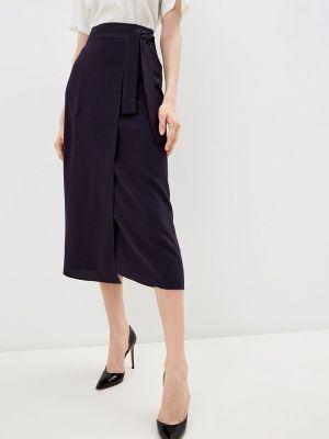 Прямая юбка - синяя Windsor