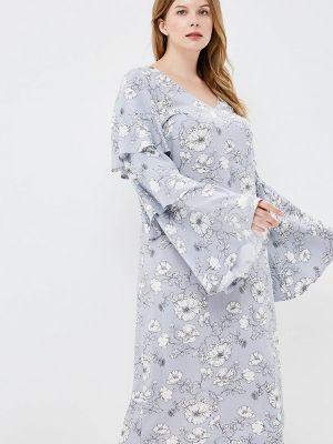 Повседневное платье - серое Matilda