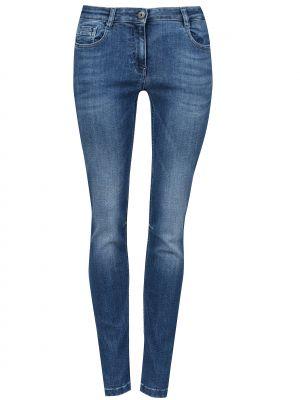 Синие джинсы Bikkembergs