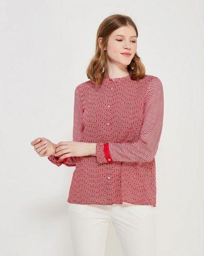 Красная блузка United Colors Of Benetton