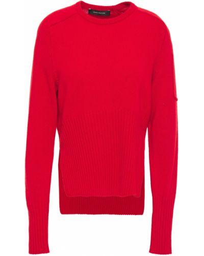 Prążkowany sweter wełniany Cedric Charlier