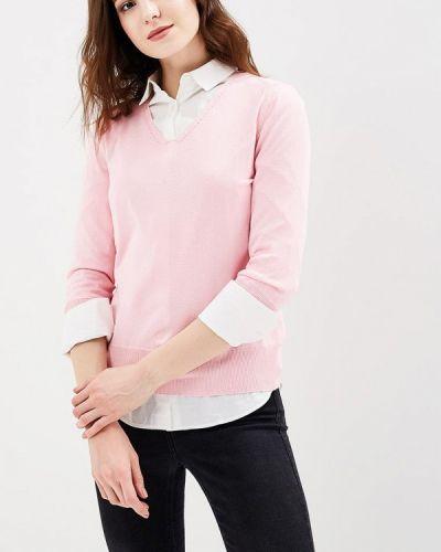 Розовый пуловер United Colors Of Benetton