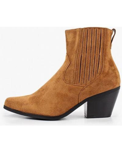 Коричневые пинетки Ideal Shoes