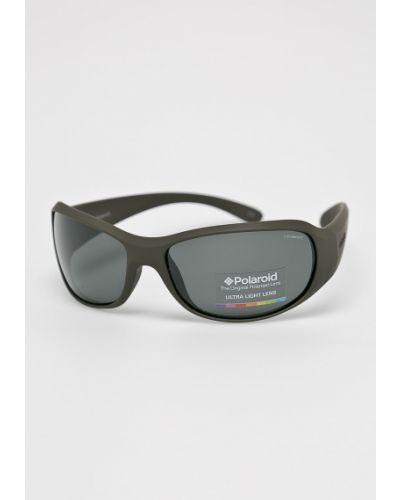 Солнцезащитные очки стеклянные пластиковые Polaroid