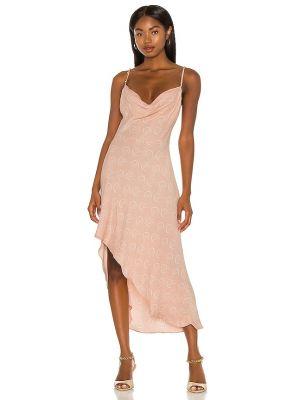 Sukienka z wiskozy perły Camila Coelho