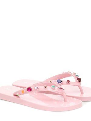 Розовые туфли Marni