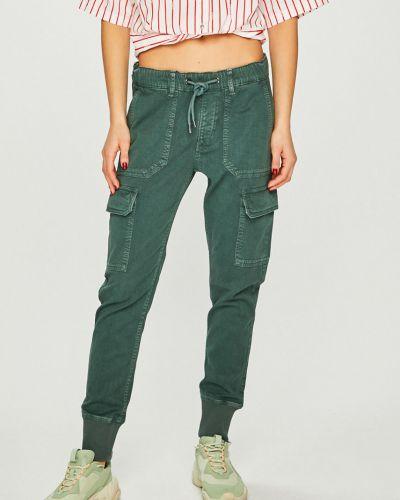 Спортивные брюки на резинке карго Pepe Jeans