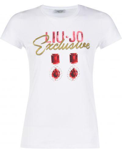 2758932ce4fc Купить женские футболки Liu Jo (Лиу Джо) в интернет-магазине Киева и ...