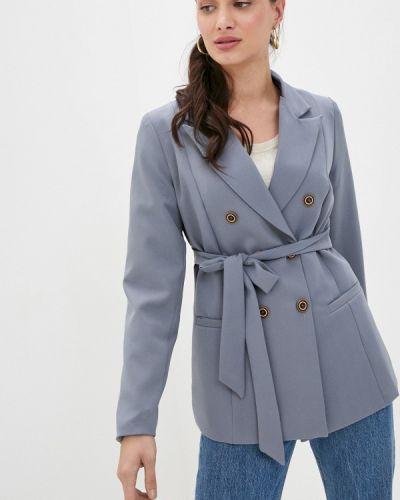 Синий пиджак Imocean