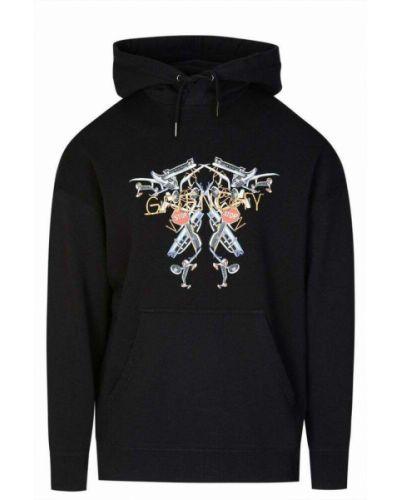 Bluza kangurka - czarna Givenchy