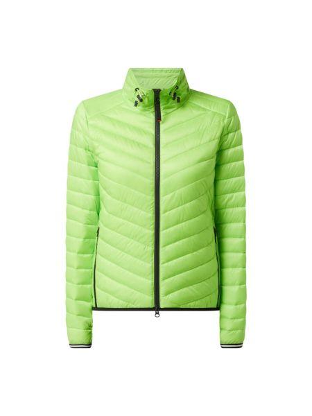 Zielona kurtka pikowana Bogner Fire + Ice