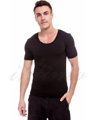 Флисовая футболка - черная Ysabel Mora