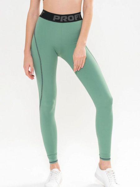 Зеленые брюки Profit
