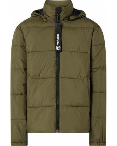 Zielona kurtka pikowana Tenson