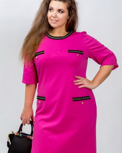 Повседневное платье платье-сарафан из вискозы Belirini