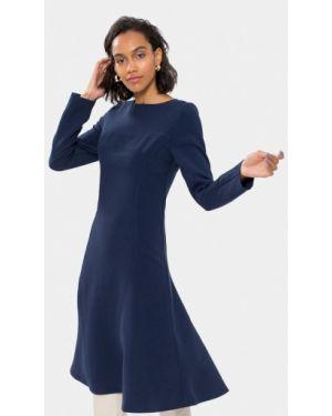 Платье прямое осеннее Lavlan
