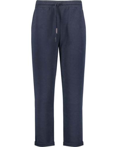 Niebieskie spodnie sportowe Samoon