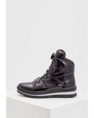 Черные ботинки осенние Jog Dog