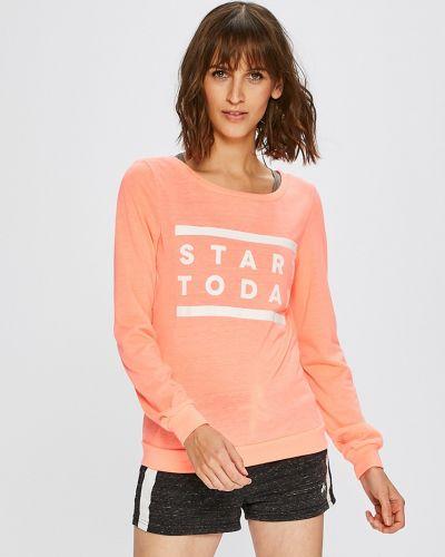Розовая блузка прямая Only Play