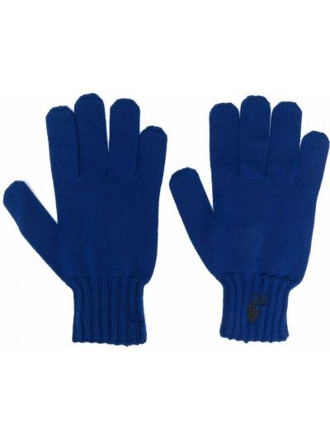 Rękawiczki wełniane - białe Off-white