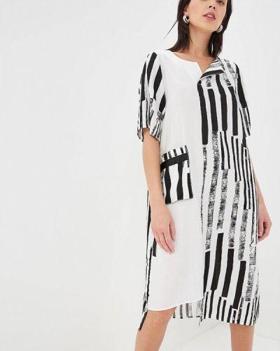 Платье черное Hassfashion