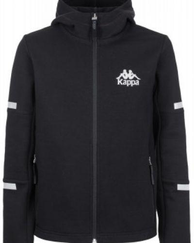 Черный джемпер с карманами Kappa