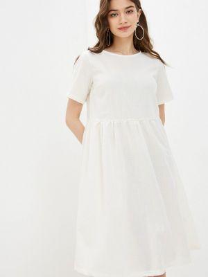Платье - белое Vittoria Vicci