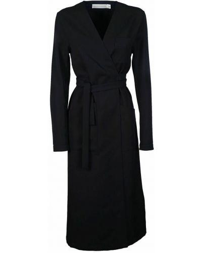 Płaszcz - niebieski Victoria Beckham