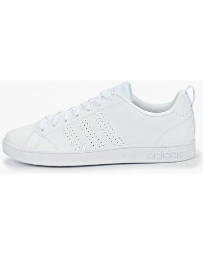 Низкие кеды белые Adidas