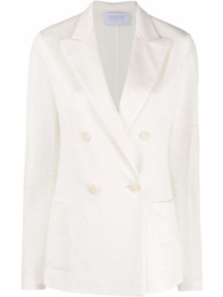 Пиджак прямой с накладными карманами Harris Wharf London