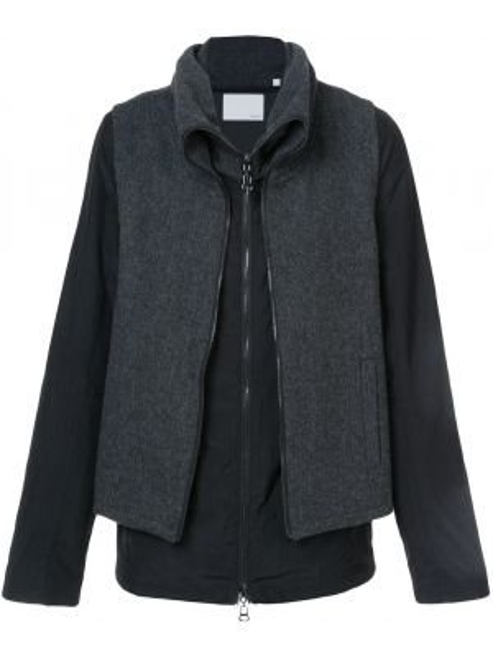 Нейлоновая черная куртка Private Stock