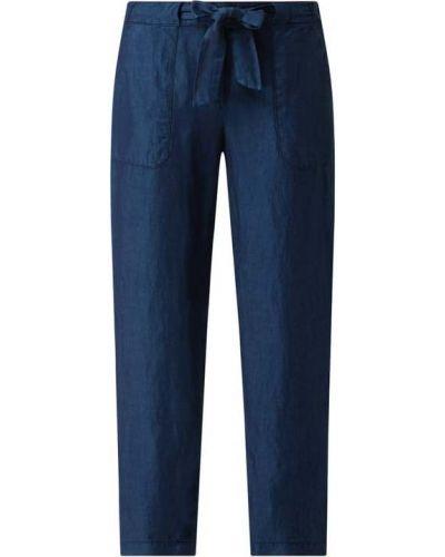 Niebieskie spodnie Brax
