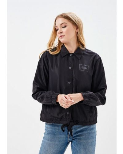 Черная куртка весенняя Cheap Monday