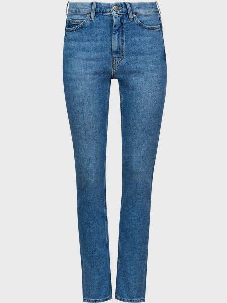 Хлопковые джинсы на молнии Mih Jeans