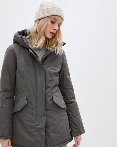 Утепленная куртка - коричневая Canadian