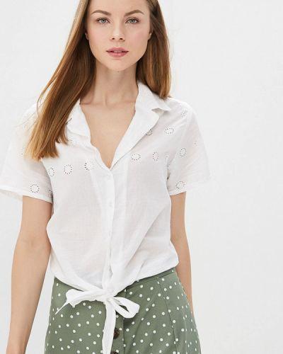 Блузка с коротким рукавом белая индийский Brave Soul