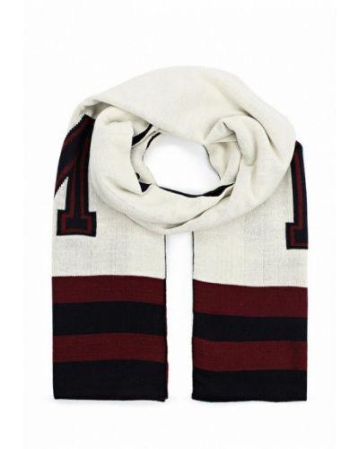 Белый шарф Topman
